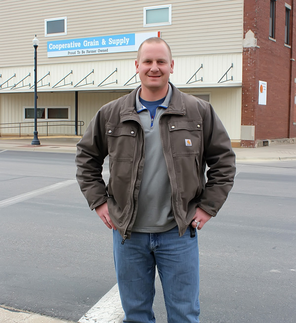 "Jerry Fenske, a Marion County native and Centre High School grad, is returning to his roots after being selected as the chief executive officer for Cooperative Grain & Supply. ""I'm a big local person,"" he says. ""If you can keep stuff local, you can keep the community strong. I'm just excited to be part of that."""