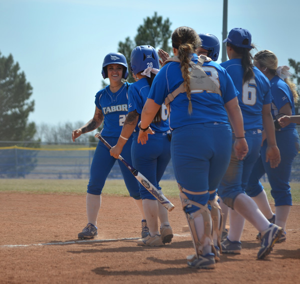 Tabor secures two walk-off wins