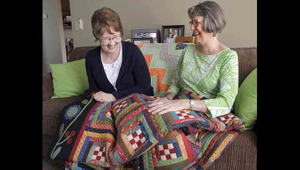 Top-selling MCC sale quilt has Hillsboro ties