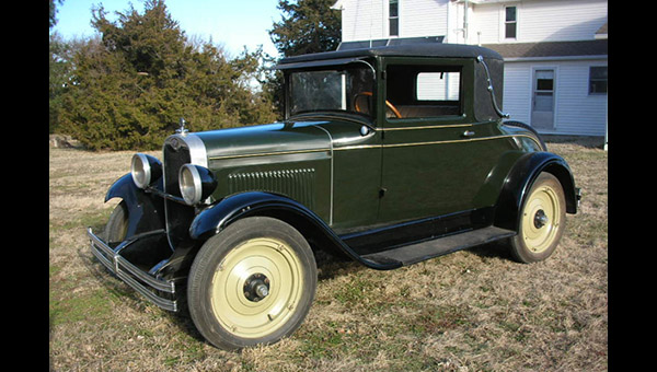 This weekend's Kansas Mennonite Relief Sale features a large lineup of vehicles for auction
