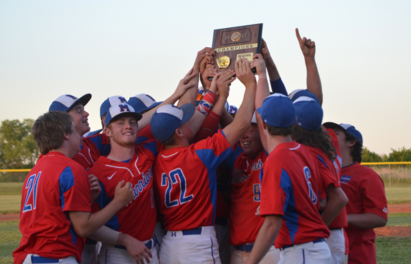 Marion wins SES 3A regional baseball championship; Hillsboro loses in semis