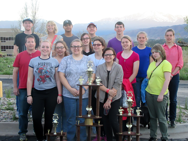 The HHS Concert Band received a Superior rating, was named the Outstanding Band in its class, and also was selected by judges as the Overall Outstanding Band in all classes.<p>