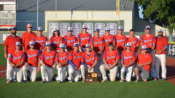 Marion baseball reaches many firsts on the way to second place
