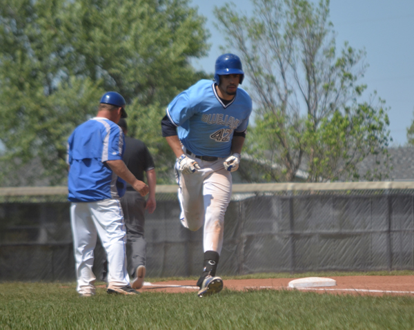 Bluejays 3-2 in KCAC tourney