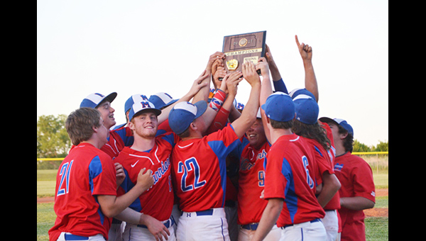 Marion baseball moves on to Class 3A state tournament this week