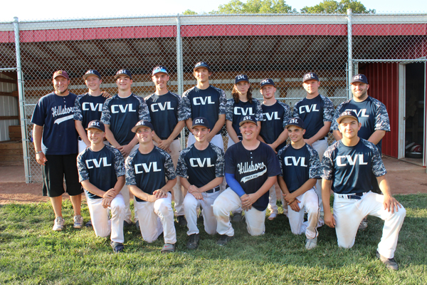 Marion County CVL team claims Chase County tournament title