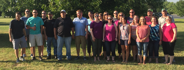 HHS Class of 1997 meets for 20-year reunion
