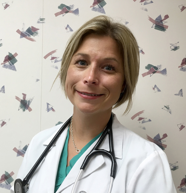 "In late December, nurse practitioner Tracy Grafton joined St. Luke Medical Clinic in Marion. ""I wanted to be in a rural community where I really get to know my patients and I really could affect all those different aspects (of health care),"" she said."