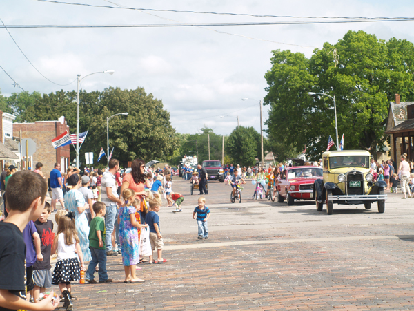 The Labor Day parade is one of the popular events for the Florence Labor Day celebration. It begins at 11 a.m. Monday with Edmond and Carolyn Spencer serving as grand marshals.