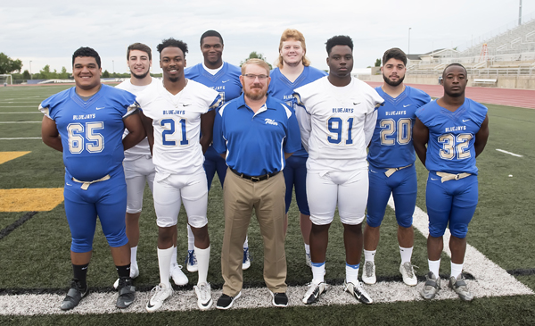 Bluejays favored for fourth straight KCAC title