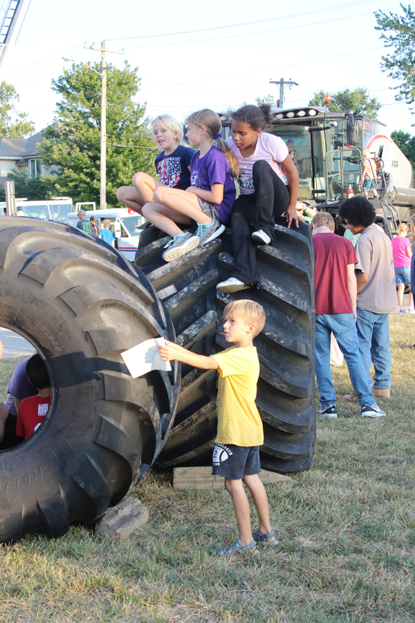 BIG TRUCKS for little kids of all ages