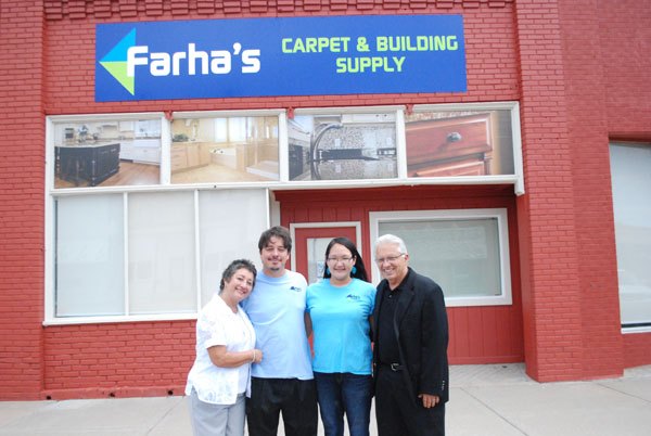 Farha Carpet & Building opens in Hillsboro