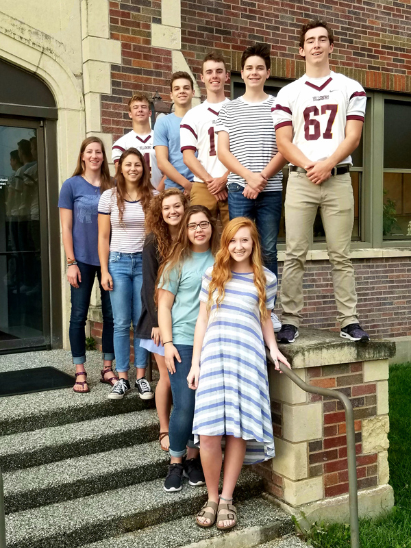 HHS student body selects homecoming candidates