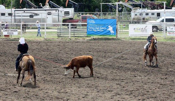 Canton hosts student state rodeo in late August