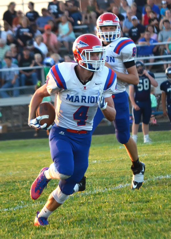Warriors tame Broncos for 4th win