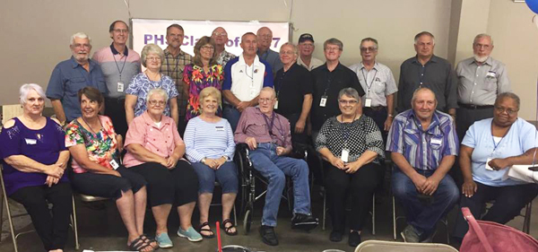 Peabody High School class of 1967 gathers for a 50th-year reunion