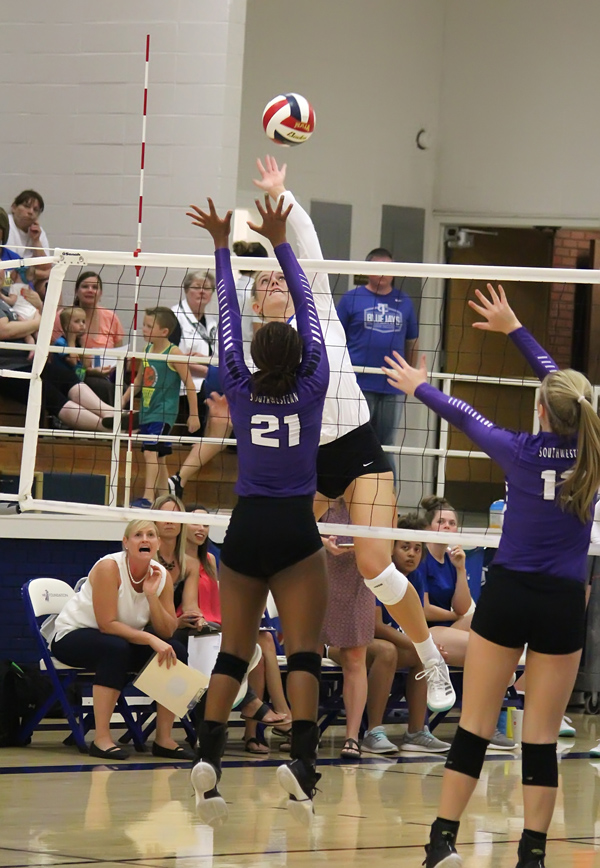 TC volleyball snags two more wins