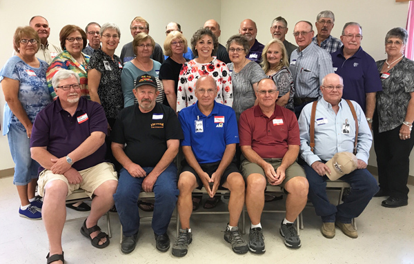 Centre's Class of 1967 reunites for 50th-year milestone