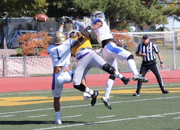 No. 20 Tabor holds off No. 24 Kansas Wesleyan