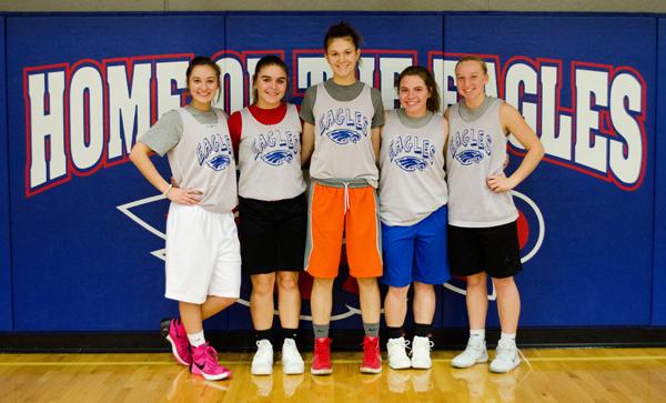 Canton-Galva girls will incorporate new players