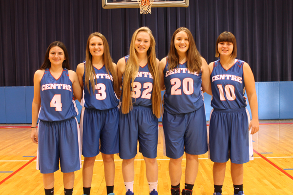 Centre girls' team will mix veterans with freshmen