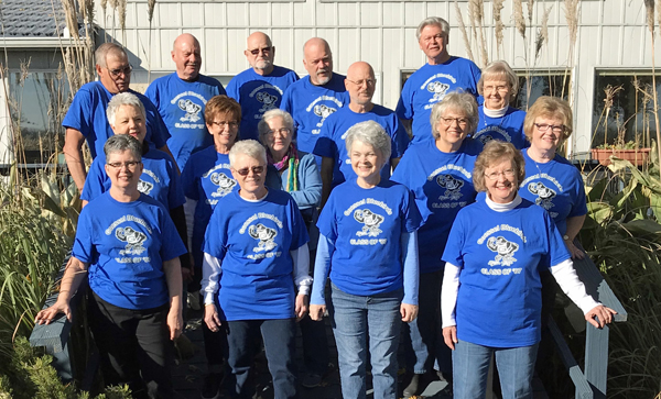 Goessel High School class of 1967 gathers for 50th reunion
