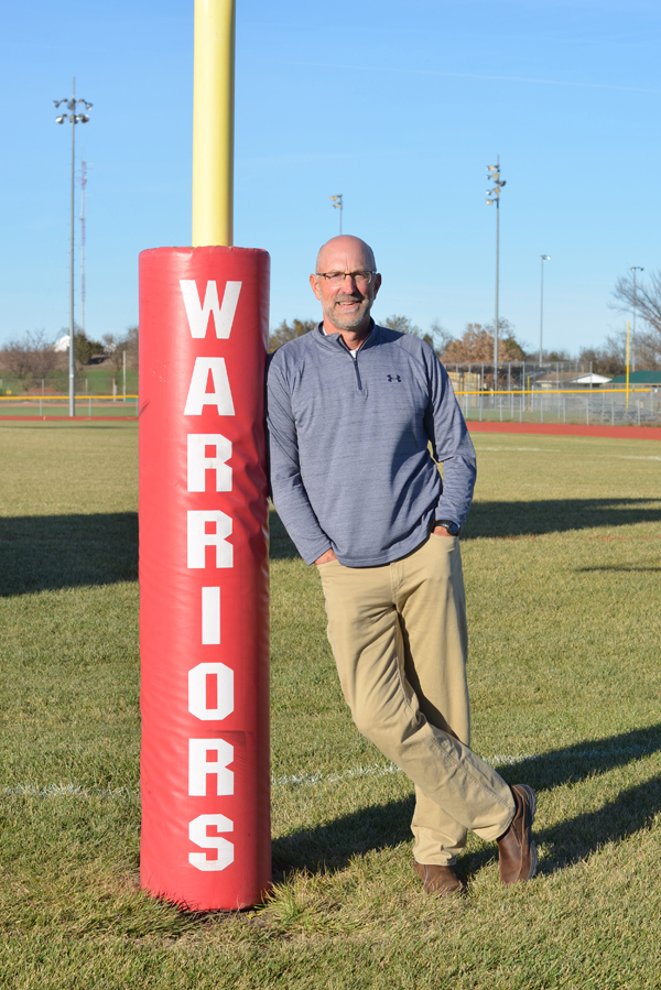 Grant Thierolf has served as Marion's head football coach the past 30 years. Now he says it's time to pass the torch. Thierolf still plans to teach and coach track and field at Marion, and will relish more time in the fall to watch his sons coach. In his career as head coach of the Warriors, his teams compiled a 185-103 record.