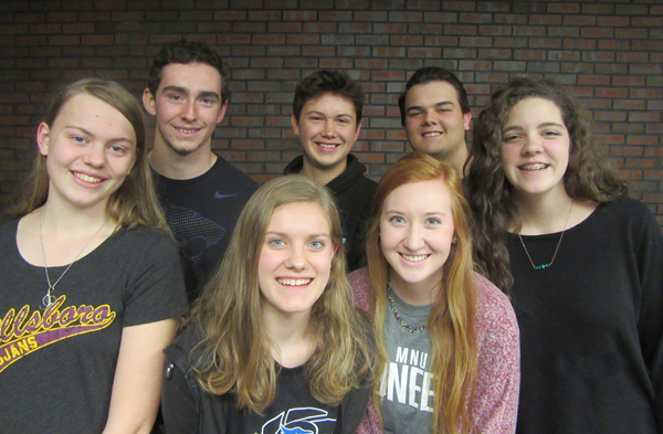 Hillsboro choral students selected for SCKMEA honors choirs