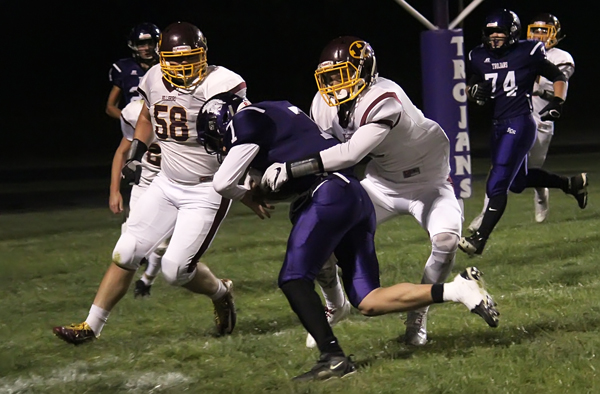 Hillsboro's hard-luck season ends at SE of Saline