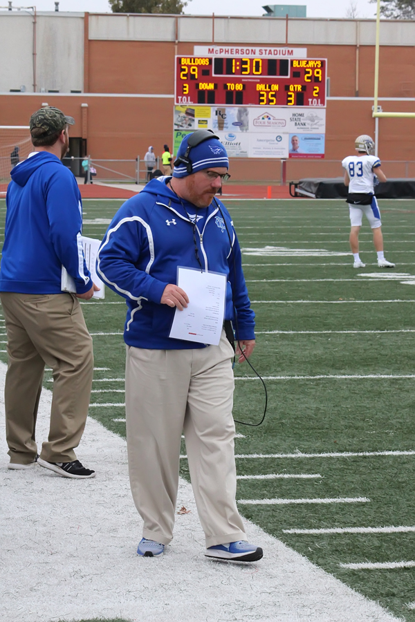 Tabor's KCAC football 3-peat achievement is historic success