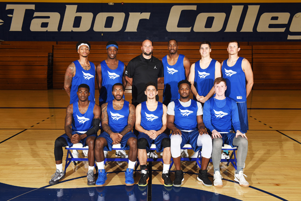 Teamwork key for Bluejay men