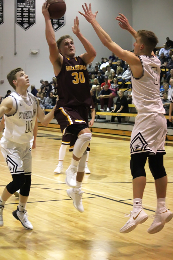 Trojans win shootout with Sterling boys