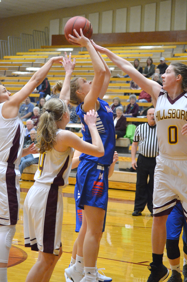 Marion, Hillsboro split games in pre-holiday finale- Marion Results
