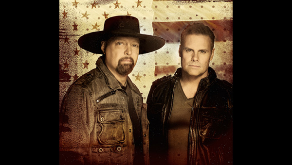 Montgomery Gentry to headline annual Chingawassa concert