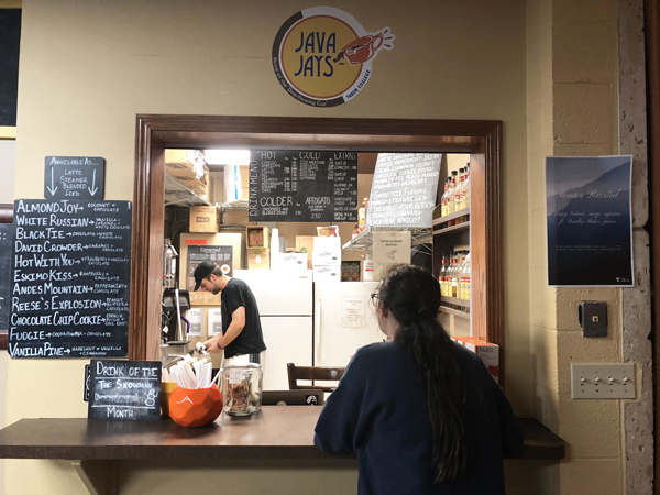 Campus coffee competition heating up with new arts facility
