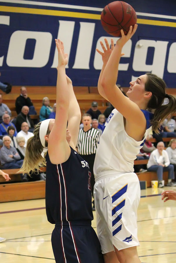 Tabor women step up to knock off rival Sterling