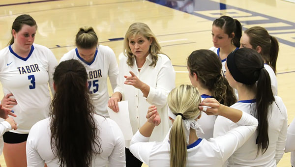Ratzlaff steps down as Tabor College volleyball coach