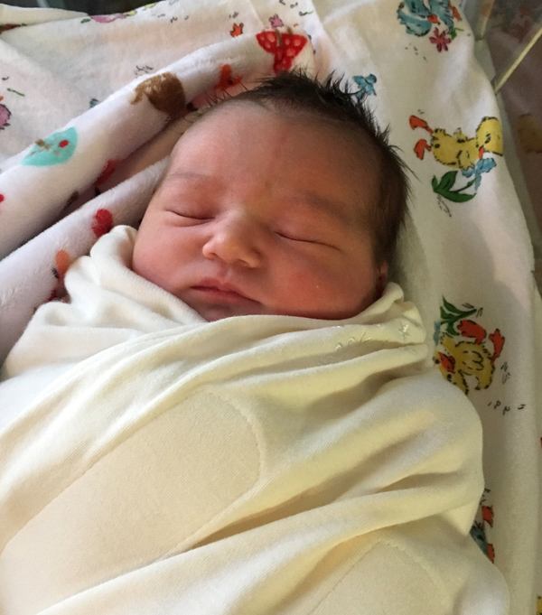 Births (January 31, 2018)