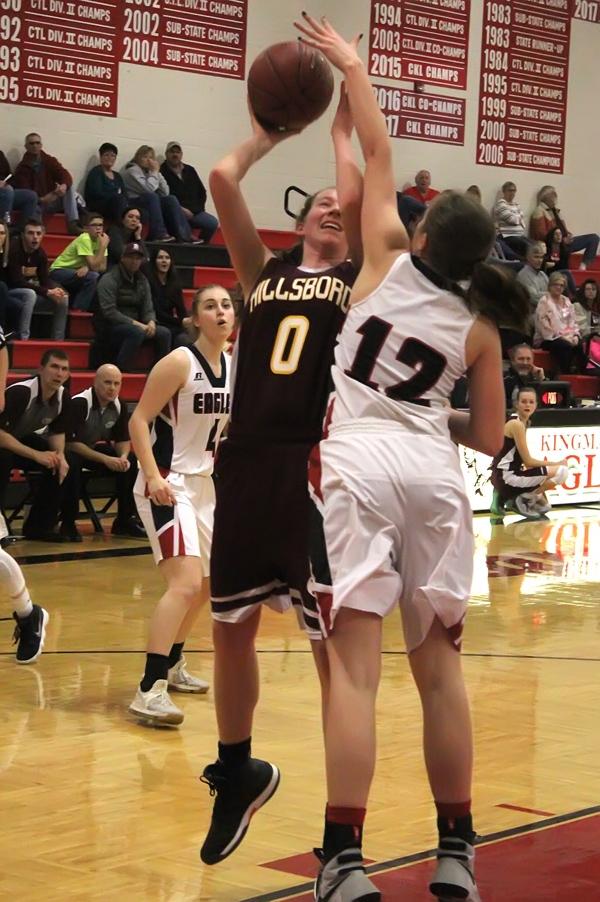 HHS girls lose to ranked Kingman