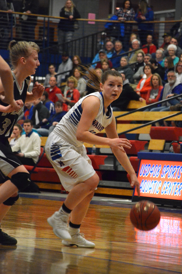 Sterling steals two wins from Marion