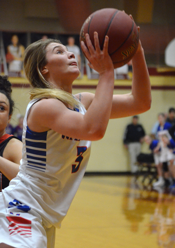 Marion girls lose to Inman in 2A substate semifinals
