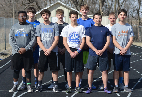 Peabody-Burns track will field young team