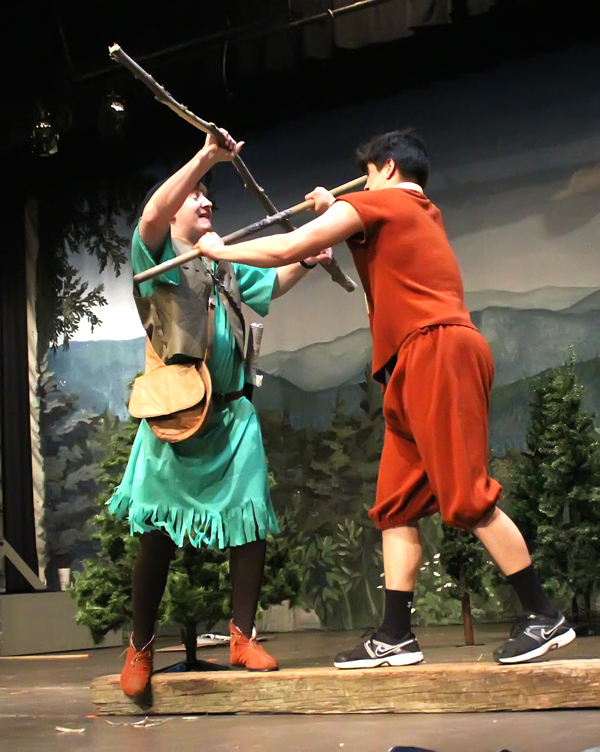 HHS to present 'Robin Hood'