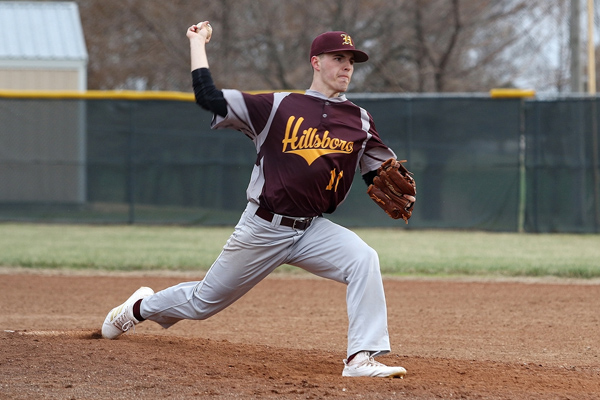 HHS baseball comes up short vs. Nickerson