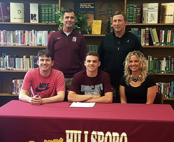 Hillsboro's Werth signs with College of the Ozarks