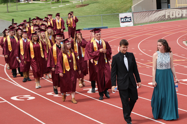 Tabor College and Hillsboro High grads begin their transition
