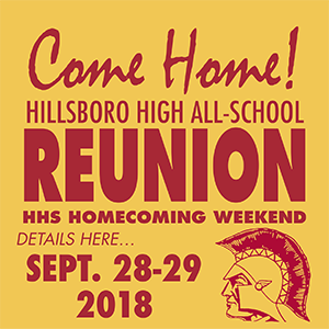 Reunion coming up for HHS