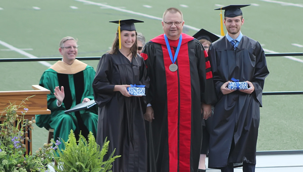 Tabor awards 119 earned degrees to 2018 graduates