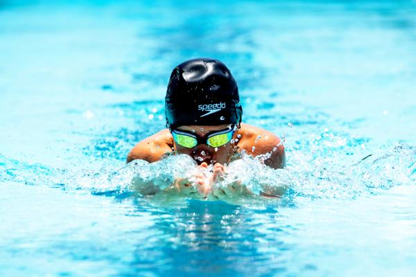 Hillsboro swimmers take second at Hesston meet