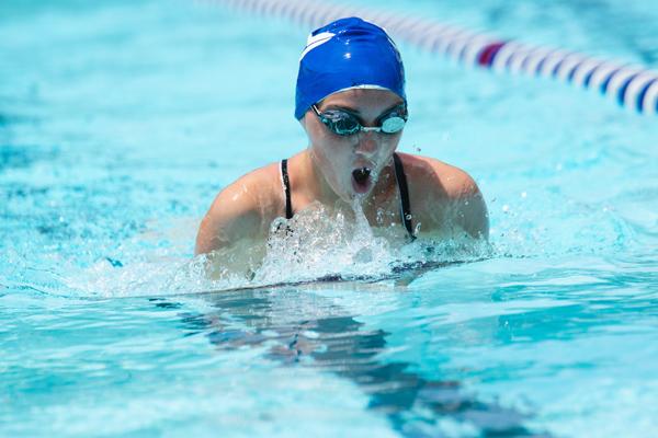Hillsboro swimmers claim Abilene meet title